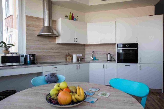 Ako efektívne navrhnúť kuchyňu?